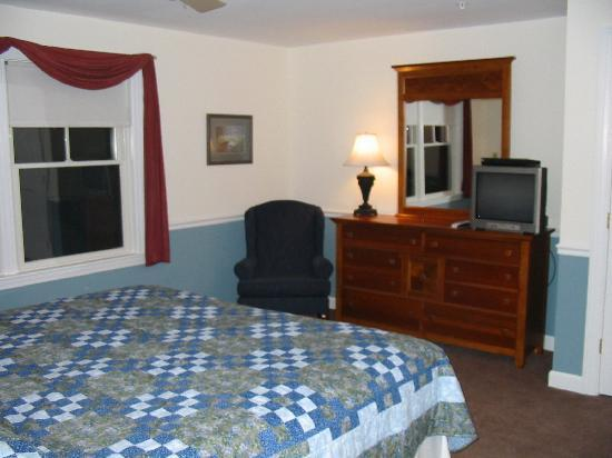 Pleasant Street Inn Bed & Breakfast: Room #2
