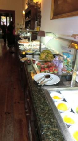 Parador de la Gomera: excellent varied breakfast buffet
