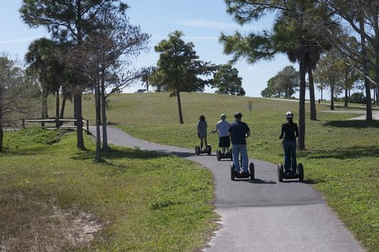 ‪Green Motion Segway Tours‬