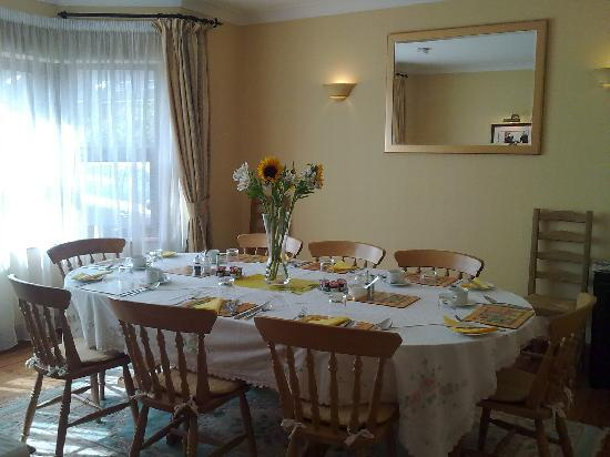 Byerley House: Dining