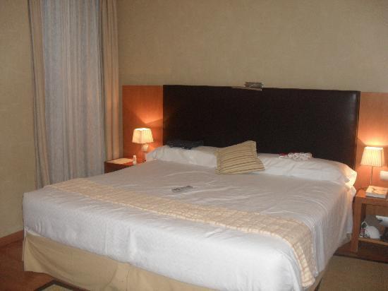 City Park Sant Just : Bedroom