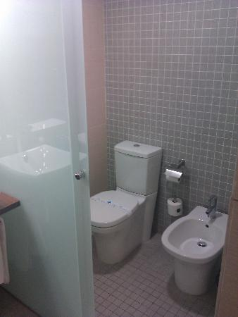 Hotel & Spa Real Ciudad de Zaragoza: Otra del baño