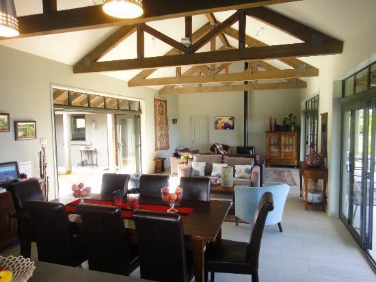 Poets Corner Lodge : Communal room