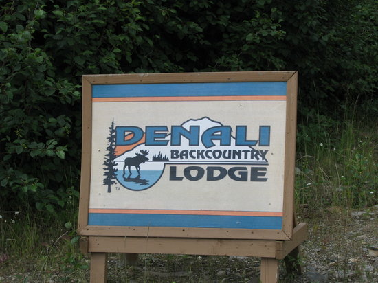 Denali Backcountry Lodge: Enter