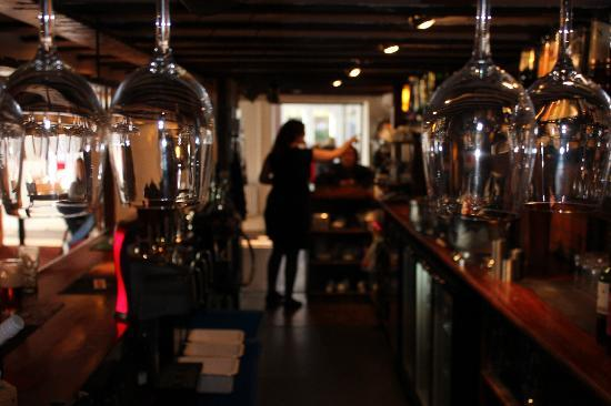 The Cherry Tree: our bar