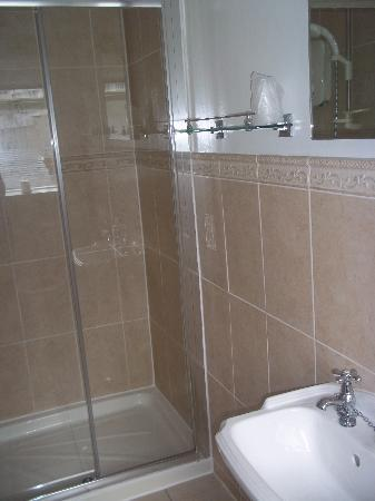 Claremont House Guest House: The bathroom