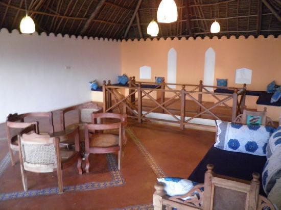 Dolphin Bay Resort Zanzibar: 1st Floor Living Area