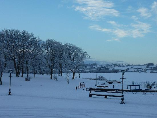 Virginia, Ireland: Winter wonderland