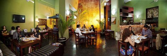 Cafe Bistrot Epicuro : Salon del Restaurante
