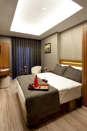 Sorriso Hotel : Deluxe Double Room