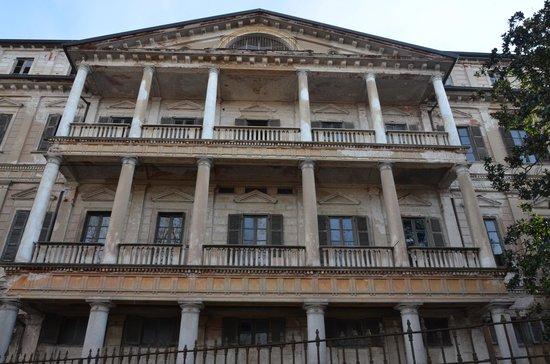 Novara, Italy: Casa Bossi