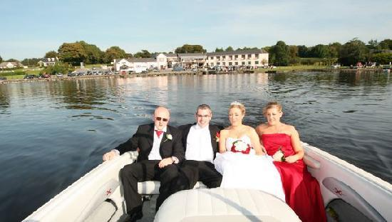 Lakeside Manor Hotel: Weddings with a difference