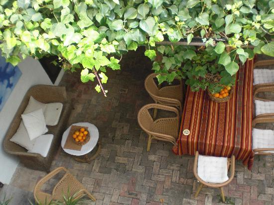 Art Boutique Hotel Chamarel : The Patio