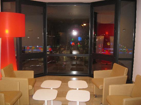 Hotel Agir: Zitplaats