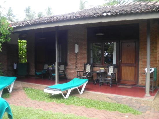 Sri Budhasa Ayurveda Resort: tranquillita