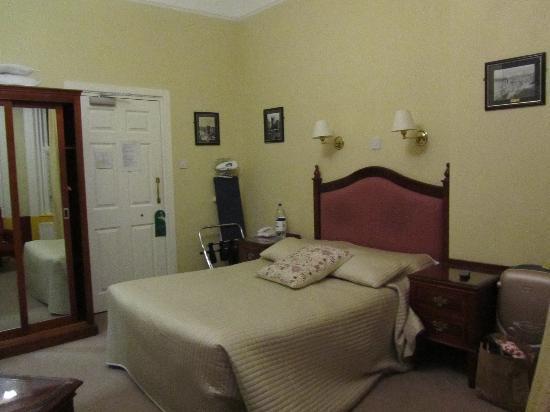 Egans House: habitación