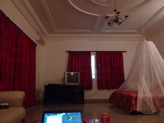 Hotel Azur : Chambre n°13