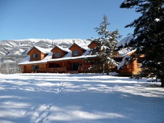 Il Nido Country Inn: Il Nido ~ wintertime