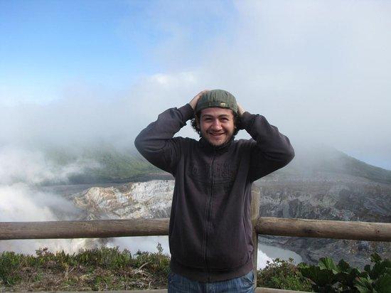 Poas Volcano: Amazing view!