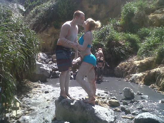 Serenity Vacations and Tours: Unbelievable! Romance a the the mud bath?