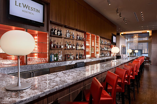 ‪gaZette Restaurant and Lounge in Le Westin Montreal‬