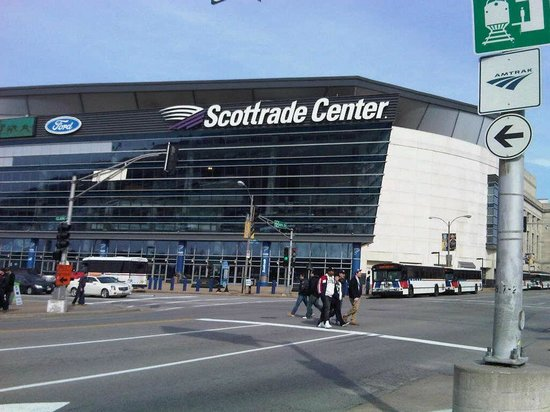 ‪Scottrade Center‬