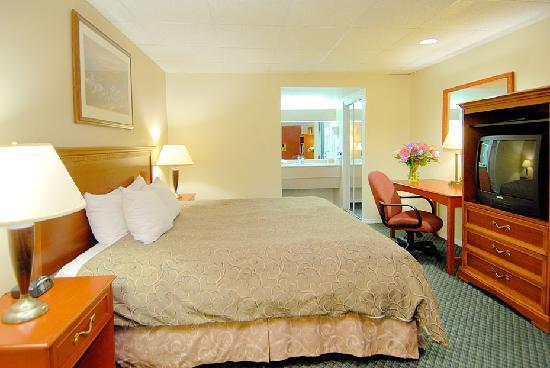 Grouse Inn: Standard Rooms