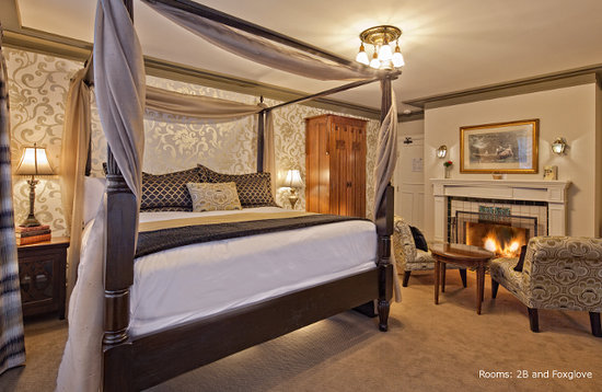 Abigail's Hotel : Opal Room