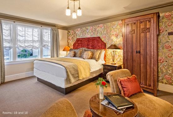 Abigail's Hotel: Opal Room