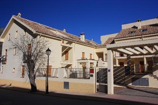 Arroyo Frio, Španělsko: Entrada al Apartamento