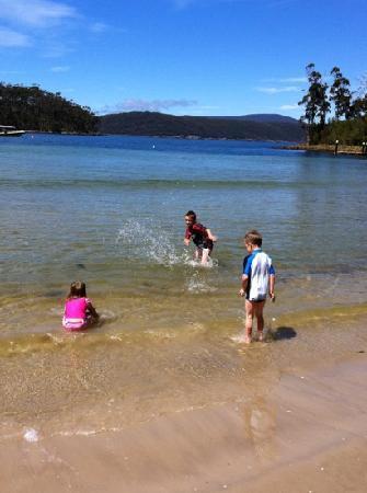 Port Arthur Holiday Park: Stuarts Cove