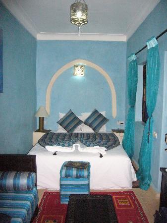 Riad Mboja: la camera