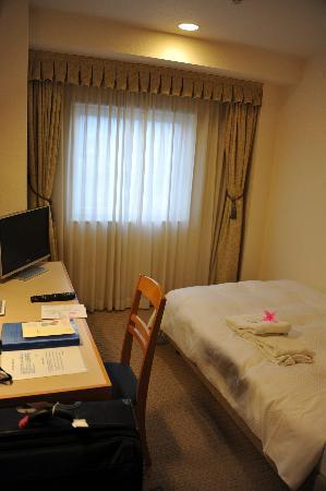 JR Kyushu Hotel Nagasaki: chambre