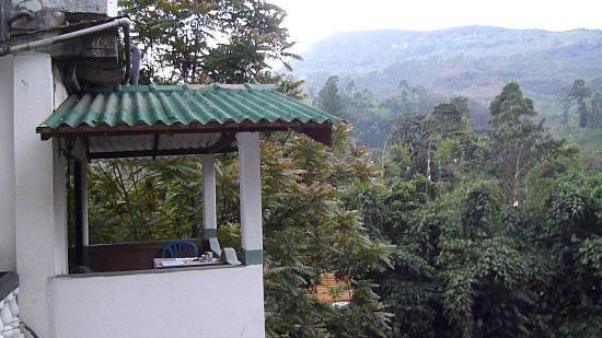 Wathsala Inn : view