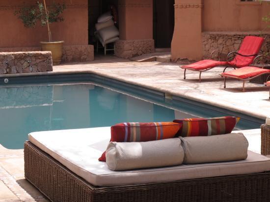 Awasi Atacama - Relais & Chateaux: Pool area