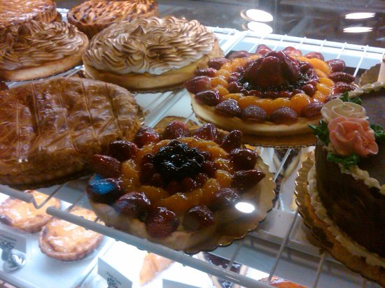 C'est La Vie : Close up of pastries #3