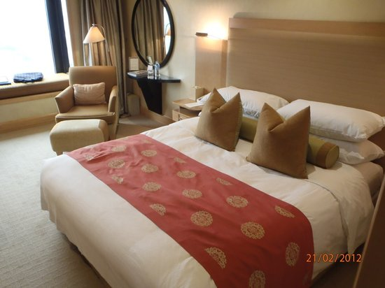 Le Meridien Seoul: King bed