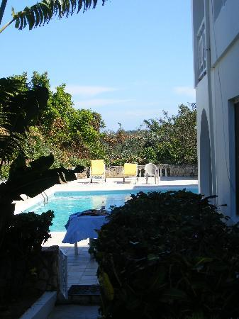 Kenwood Villa : Pool area