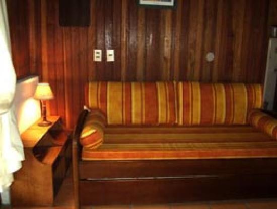 Cabanas Solaris: Estar Cabaña A1