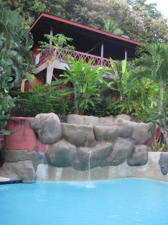 Hotel El Jardin: Pool area...definitely the best in town