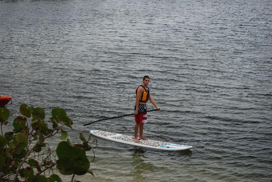 Spanish River Paddle Company: SUP High Tide Ride