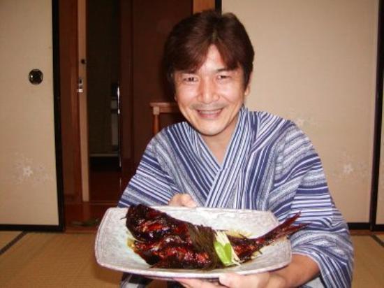 Kokoronodoka: 更に金目鯛の煮付けも!美味しいんです