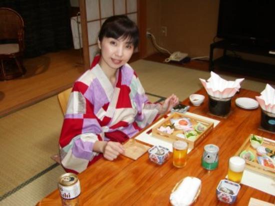 Kokoronodoka: お部屋食はゆっくりと楽しめますよね