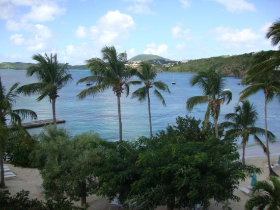 Benner, St. Thomas: another view from our room