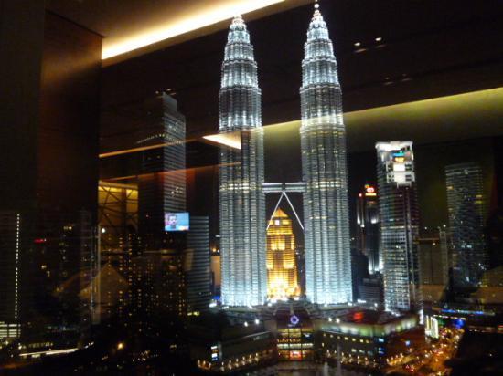 Traders Hotel, Kuala Lumpur: View1