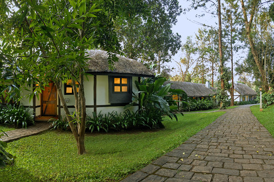 Orange County, Coorg: Plantation Style Cottages