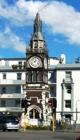 ‪Victoria Street Clock Tower‬
