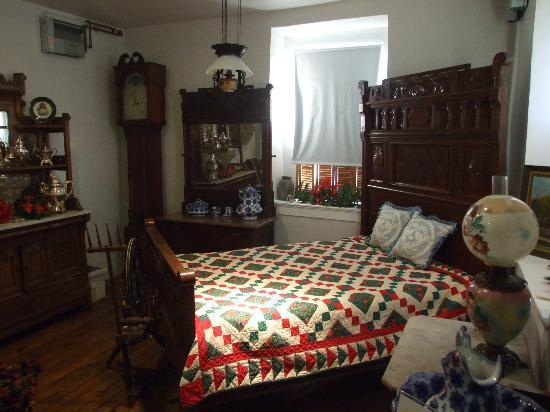 Darlington, PA: Rev Samuel Patterson Room