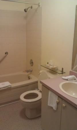 ByWard Blue Inn: Bathroom