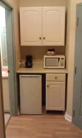 ByWard Blue Inn: Kitchenette